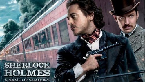 Spettacoli: #Stasera in #tv: 'Sherlock Holmes - Gioco di ombre' su Italia 1 (link: http://ift.tt/2cGnVlr )