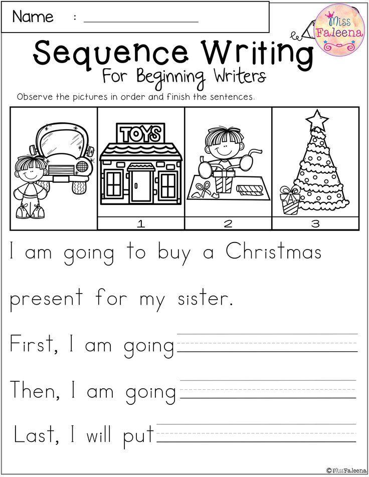 Christmas Phonics Free Worksheets Grade 2