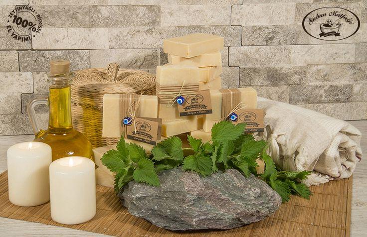 ısırgan Sabunu - Nettle Soap