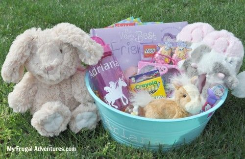 Fun Easter basket ideas (besides candy!)