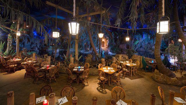 Blue Lagoon Restaurant - restaurant et réservation | Disneyland Paris