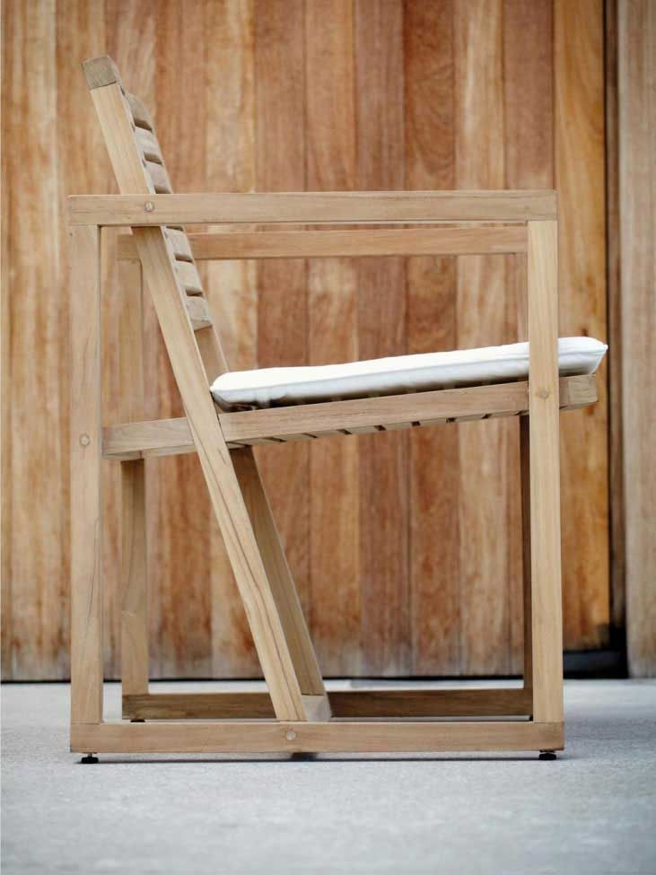 jan kurtz armlehnsessel timber kaufen im borono online. Black Bedroom Furniture Sets. Home Design Ideas