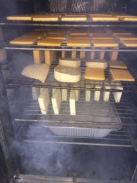 ColdSmoking cheese