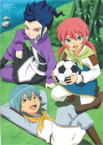 funny moments inazuma eleven go