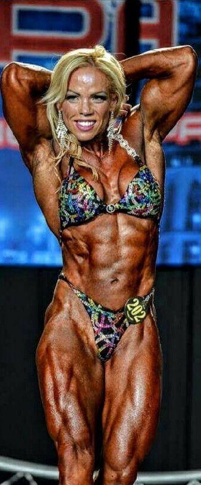 Joanna Romano IFBB Pro Body billder | Chiseled