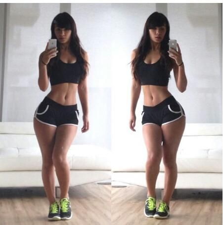 43 best sexy workout outfits images on Pinterest | Workout outfits ...