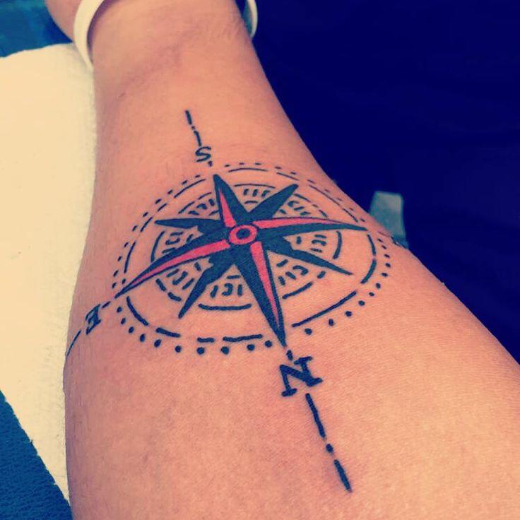 Wanderlust! Got this tattoo at Miami Ink!!!