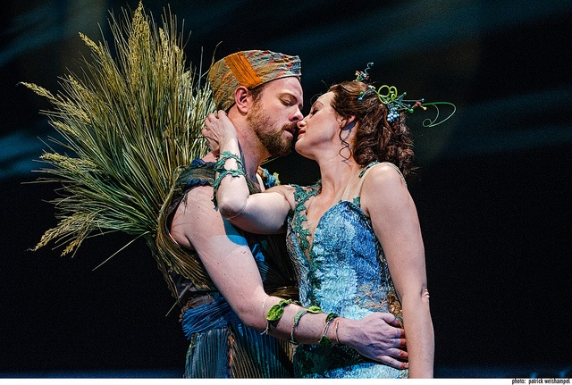 midsummer nights dream oberon and titania relationship questions
