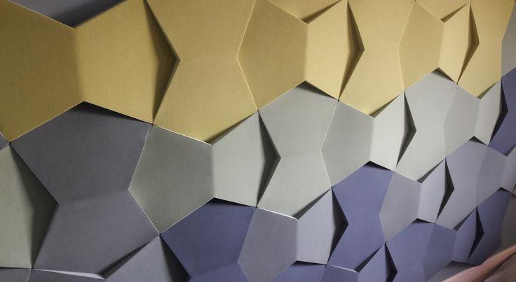 Fluffo miękke, akustyczne panele ścienne // Fluffo soft, acoustic wall panels