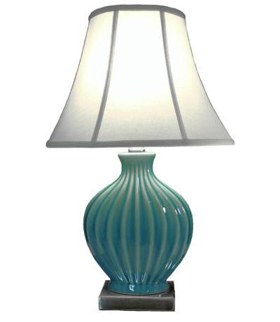 48 Best Images About Lamps On Pinterest Turquoise Contemporary Table Lamps