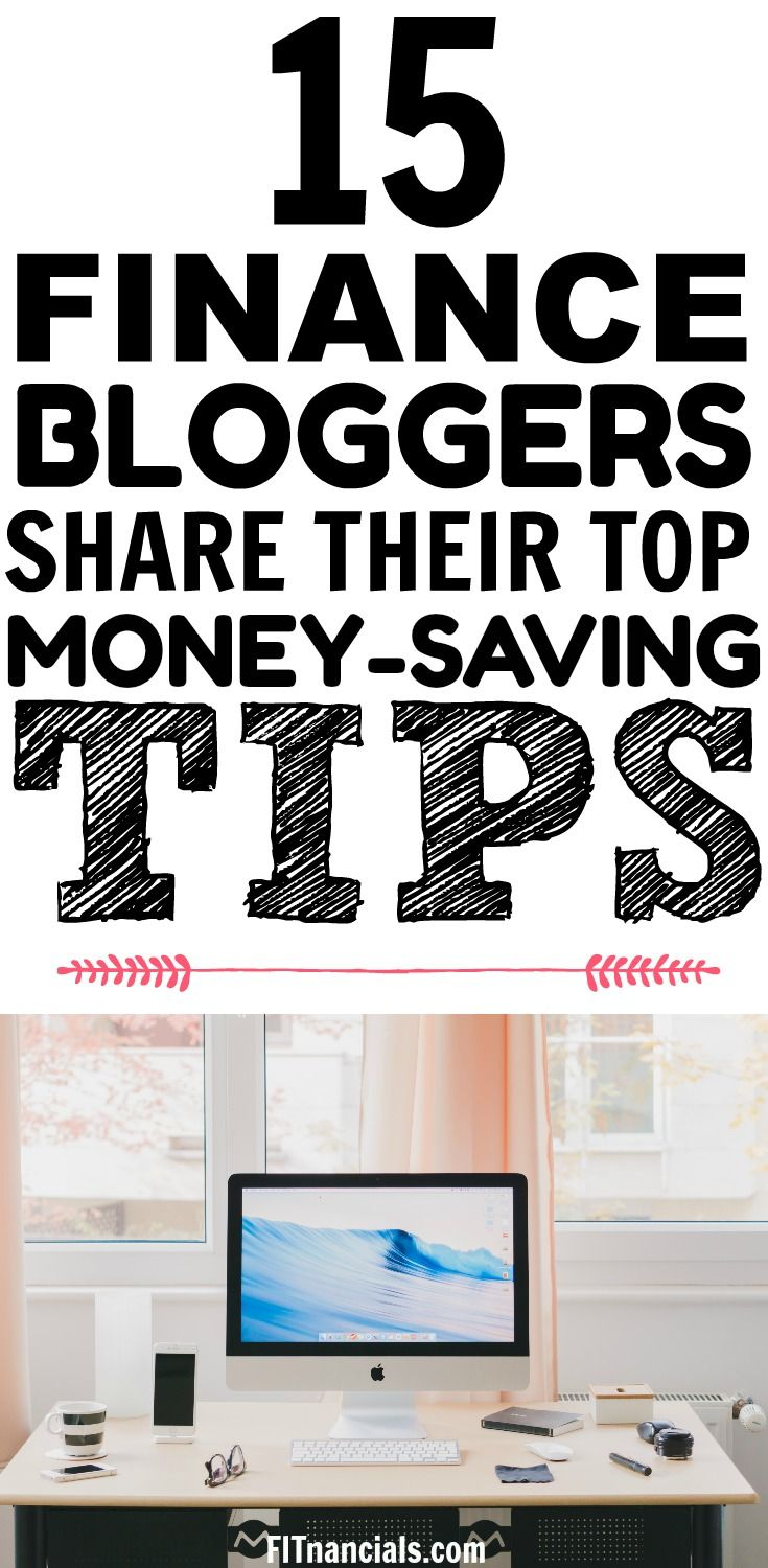 finance bloggers share their top money-saving tips | personal finance | financial freedom | budgeting tips | savings tips