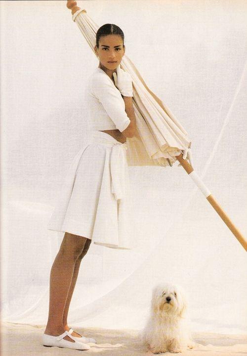 Elle (France) June 1988 | Veronica Webb 04.jpg