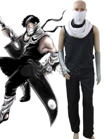 Make you the same as Zabuza in this Naruto cosplay costume for cosplay show.