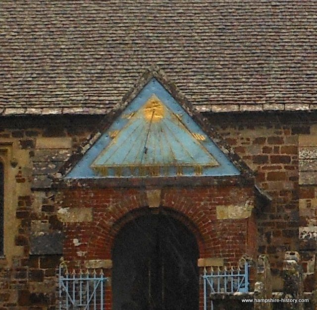 Ellingham Church Hampshire