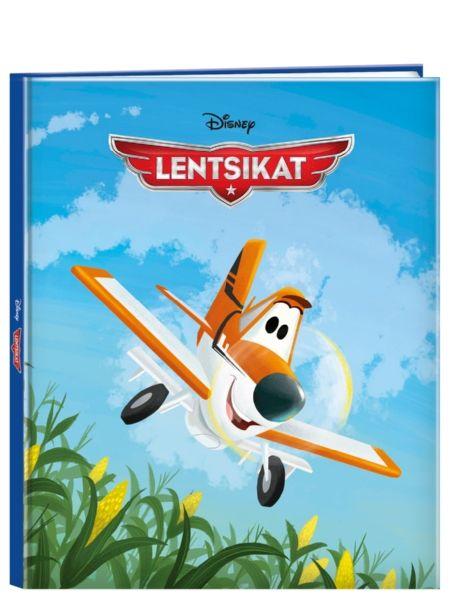 Lentsikat-kirjan Dusty on reipas pienkone, joka haaveilee maailmanlaajuisiin lentokisoihin osallistumisesta. Ystäviensä avulla se harjoittelee ahkerasti ja pääsee kuin pääseekin kisaamaan ilmojen mestaruudesta. Vaan kuinka käy kisoissa, joihin osallistuu taitavia, isoja ja aika ärhäköitä lentokoneita? Herttaisesti kuvitettu kirja tuo Dustyn seikkailut myös pienimpien Lentsikoiden ystävien ulottuville!