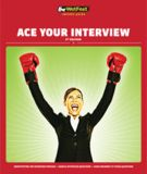Ace your interview. San Francisco : Wet Feet.