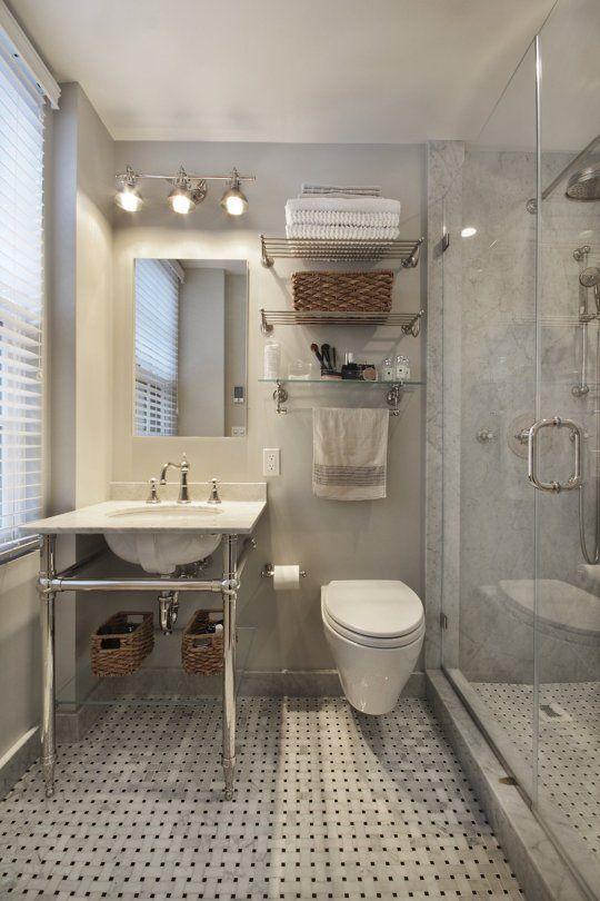 Christeleny S Stunning Pre War Rehab Apartment Bathroom