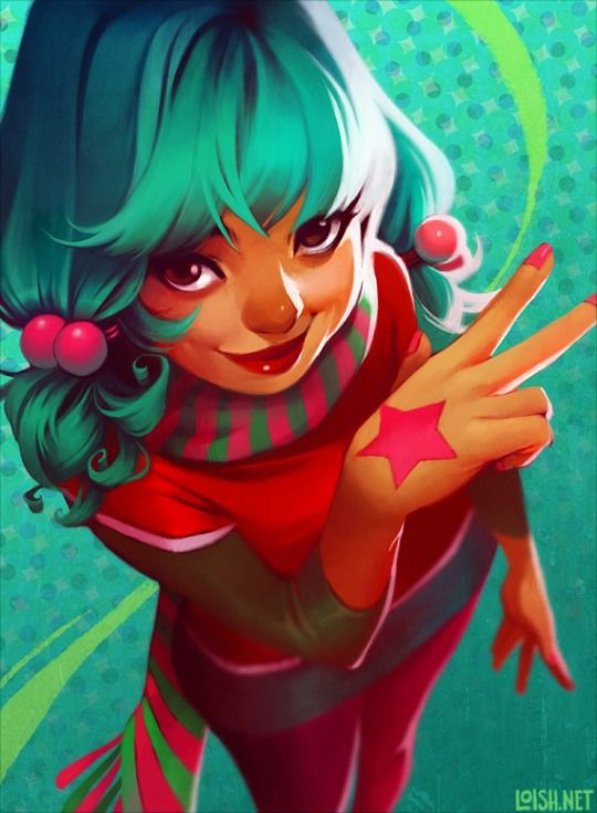 Stunning Illustrations by Lois van Baarle