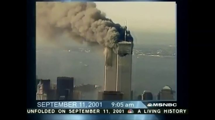 9/11 Attacks - NBC Today Show (FULL)