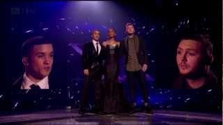The Final Result! - The Final - The X Factor UK 2012 - YouTube