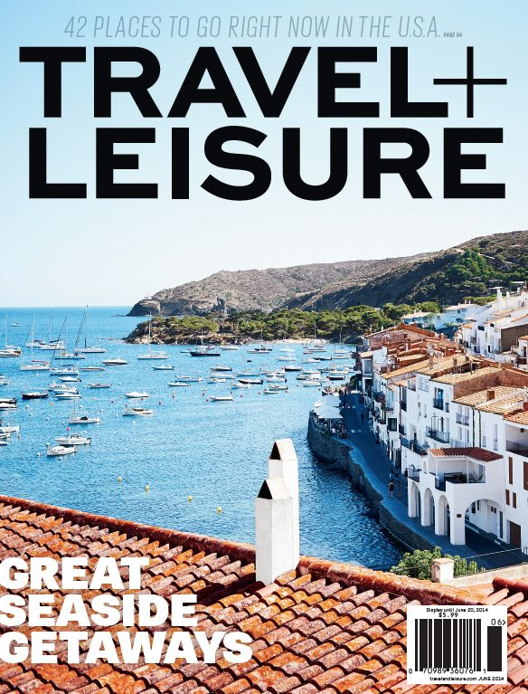 Discover great seaside getaways this summer in Travel + Leisure's June 2014 issue.