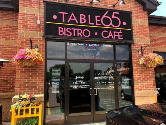 10 Table 65 Bistro And Gelato Cafe 729 N Knowles Ave New