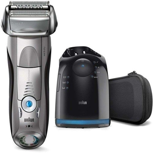 Electric Shaver For Men 7898cc Wet And Dry Integrated Precision Price Braun Shaver Electric Shaver Men Foil Shaver