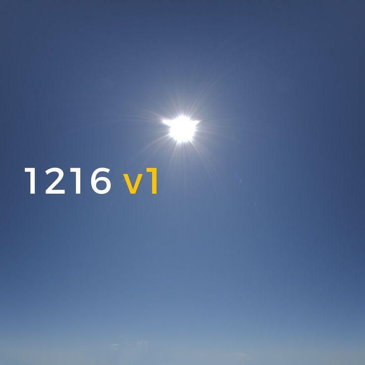 HDRi - 1216 Sun