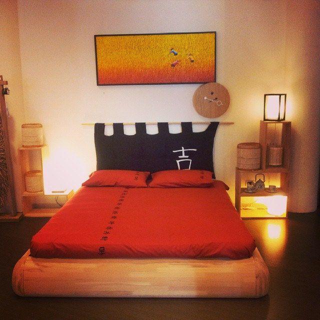17 migliori idee su letto senza testata su pinterest - Testata per letto ...