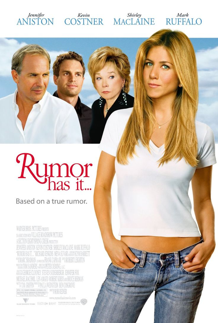 Rumor Has It... (2005) by Rob Reiner