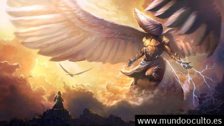 Los Ángeles Caídos y los Nephilim explicado en el libro escrito por el abuelo de Noé