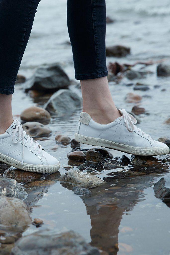 Veja Esplar Sneaker (White) – Sneakers – Amour Vert
