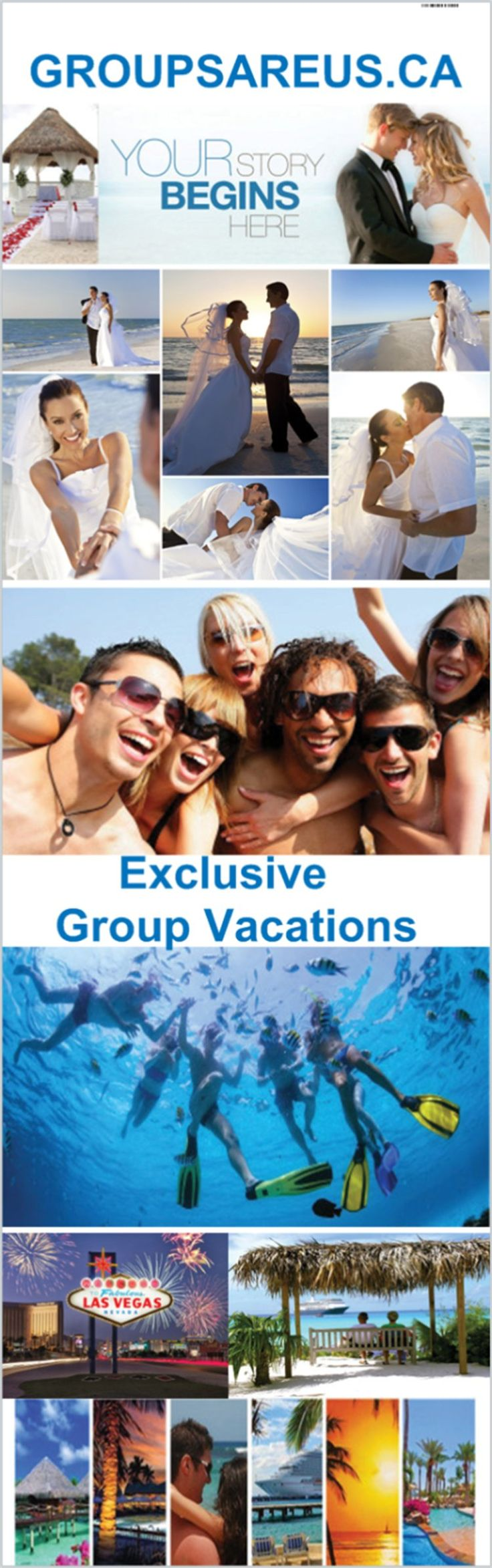 GROUPSAREUS.CA  UPCOMING  GROUP TRIPS PROMOTIONS TRAVEL CLUB INFORMATION