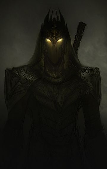 The Necromancer. A mysterious sorcerer of terrible power, said to rival even Myrddyr in might, this cunning shadow dwells deep below the Eldenhold, in the labyrinthine depths of Álkiru. While his past is a mystery, his intentions are clear. To conquer all the world!