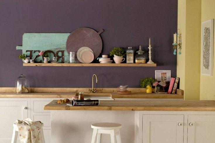 Spritzschutz für Küche Latexfarbe   Latexfarbe, Küchen ...