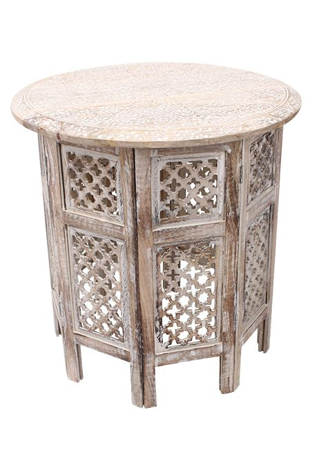 Furniture : Kashmiri Chai Table