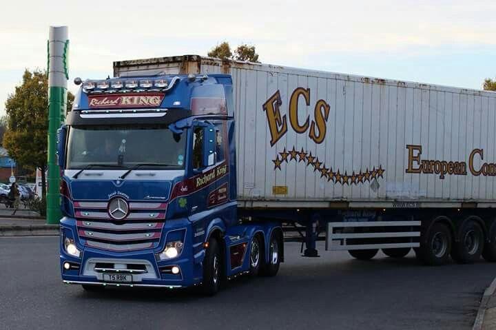 Richard King Transport
