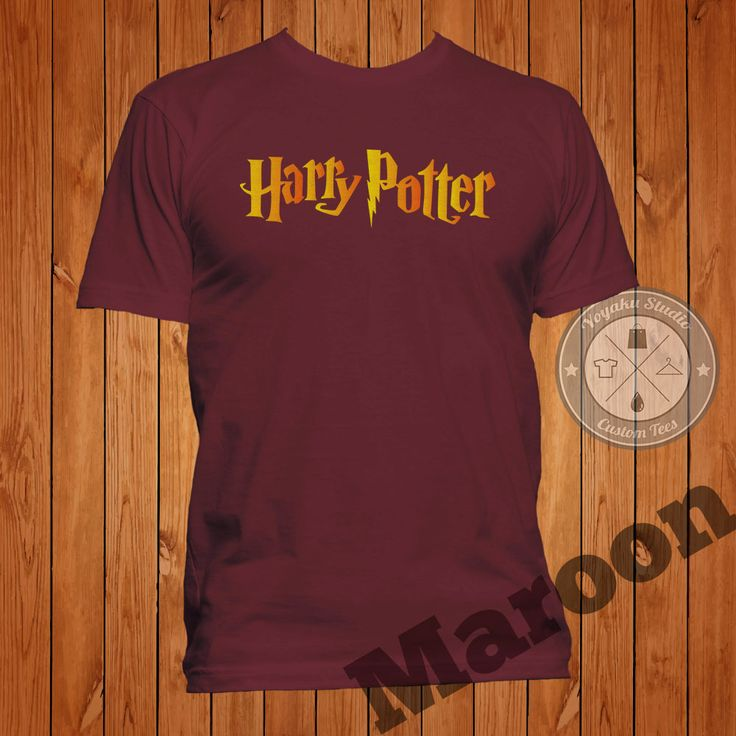 "Jual Kaos Movie Title ""Harry Potter"" - Yoyaku Shop | Tokopedia"