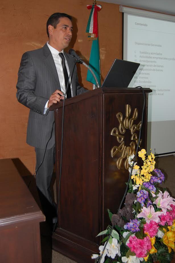 Inicia Seminario de Impuestos en Colegio de Contadores, con exposición de reconocidos fiscalistas | El Puntero