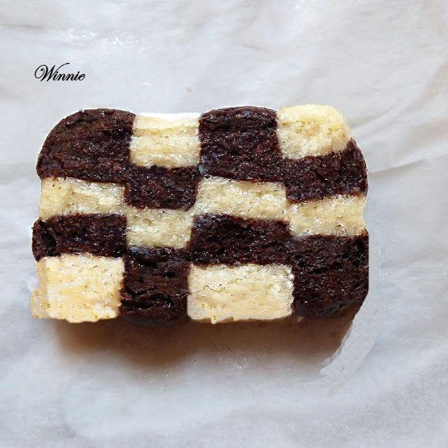 משהו מתוק: עוגיות שחמט