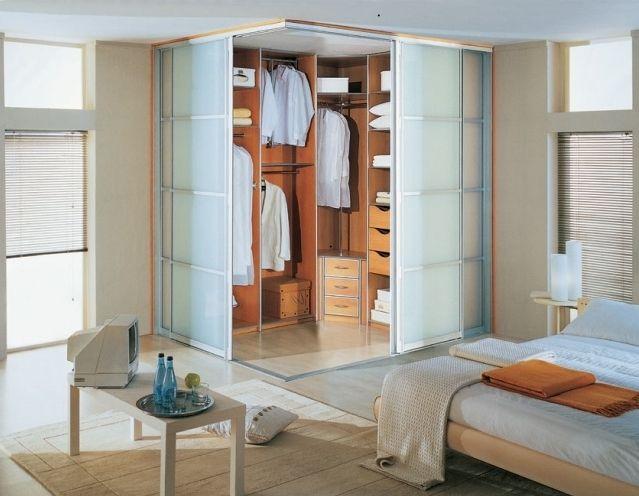Грани фантастики: гардеробная в типовой квартире - Дом уюта