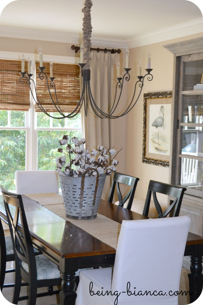 Kitchen And Dining Decor Neutral Decorating Rustic Transitional