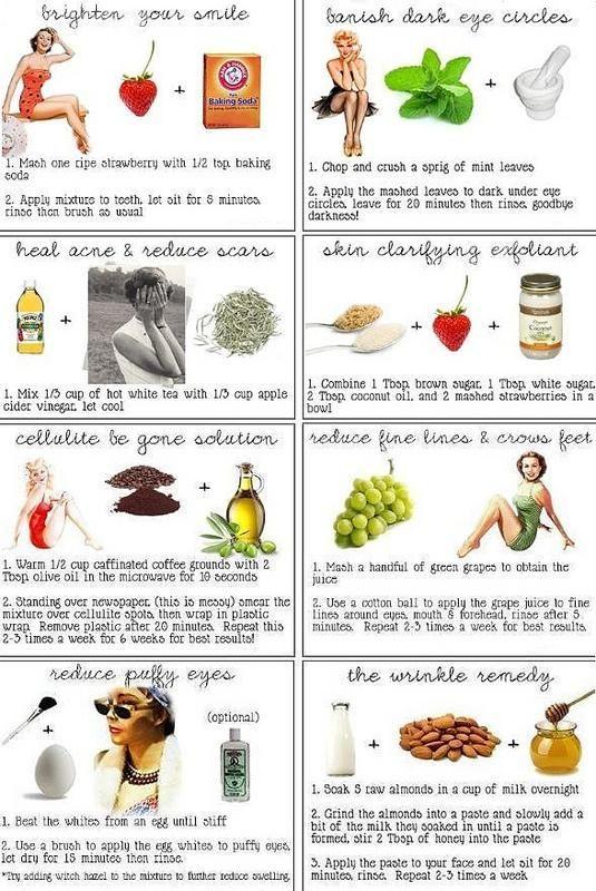 Vintage Beauty Tips