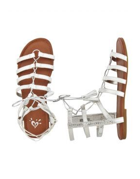 e1b80ab456e4 Lace-Up Gladiator Sandals For tween Girls  From Justice Indonesia ...