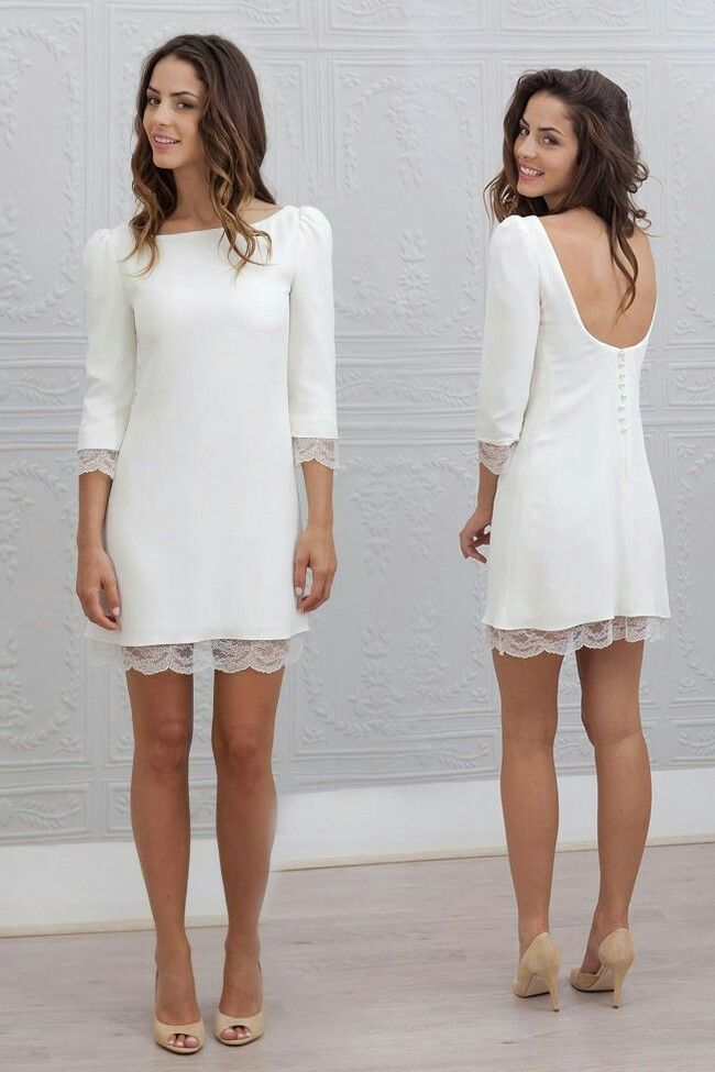 Perfect rehearsal dinner dress