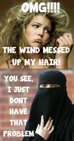 Hijab + pins = always looking put together.