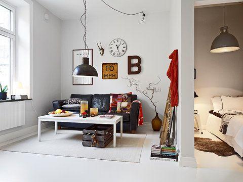 リビングルームのデザインを考えるときに役立つ参考写真   デコール・インテリア