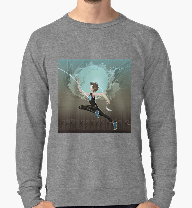 Superhero Speedster Illustration by Reality Kings | Unisex Grey Lightweight Sweatshirt Available in All Sizes @redbubble  ---------------------------  #redbubble #sticker #superhero #speedster #comics #nerd #geek #cute #adorable #unisex #lightweightsweatshirt #clothing #apparel  ---------------------------  https://www.redbubble.com/people/blackbox23/works/23716610-creative-brain-chemistry?p=lightweight-raglan-sweatshirt&rel=carousel