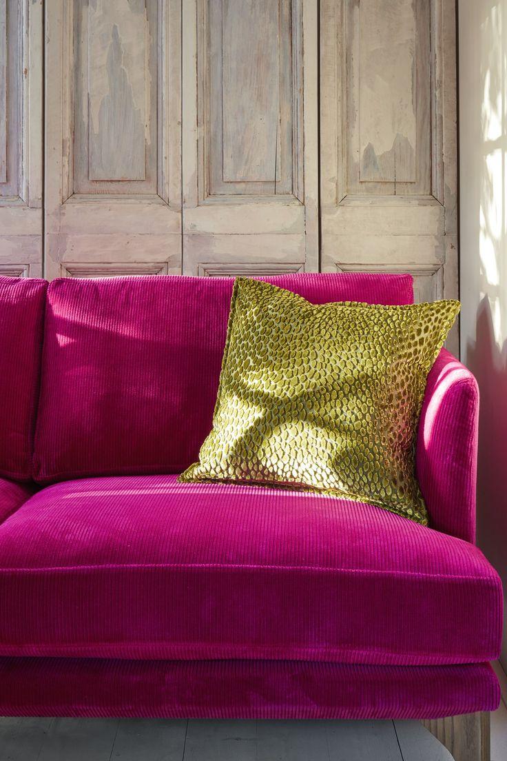 Trau dich und greife auch zu knalligen Farben. Fotocredits: interia