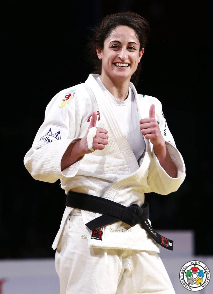 Yarden Gerbi  International Judo Federation